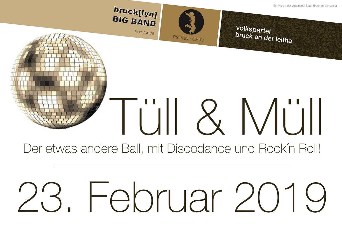 Der etwas andere Ball, mit Discodance und Rock ́n Roll!